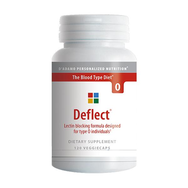 DEFLECT 0 integratore alimentare d'adamo