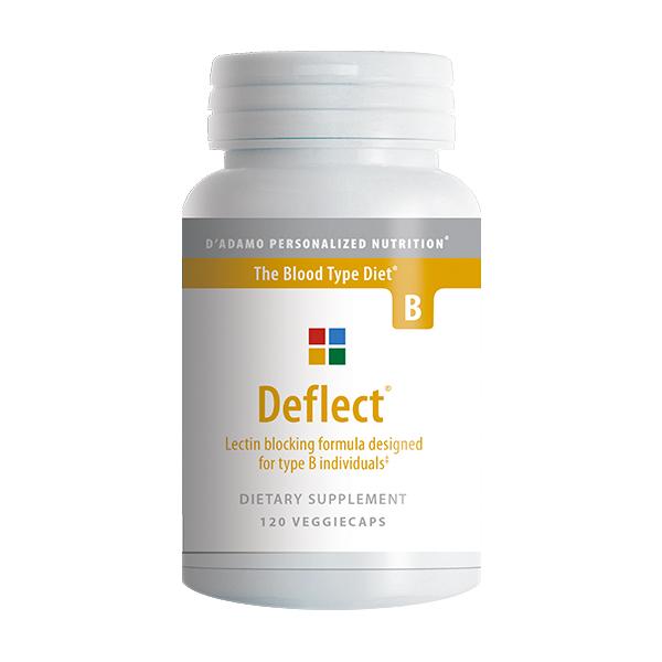 DEFLECT B integratore alimentare d'adamo