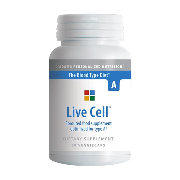 LIVE CELL A Integratore alimentare d'adamo