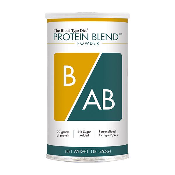 PROTEIN BLEND POWDER B-AB integratore alimentare d'adamo