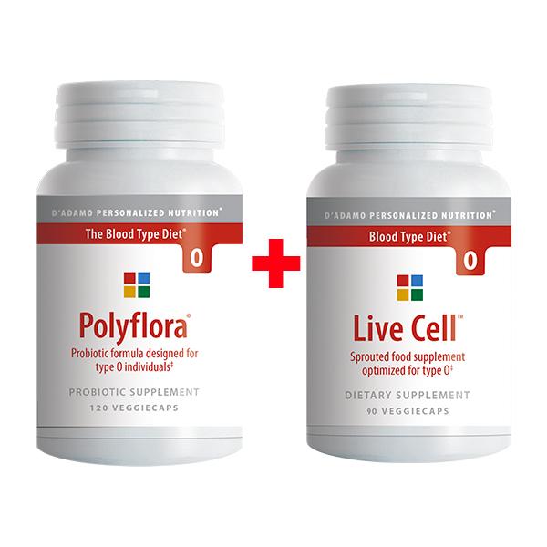 polyflora 0 live cell 0 promozione