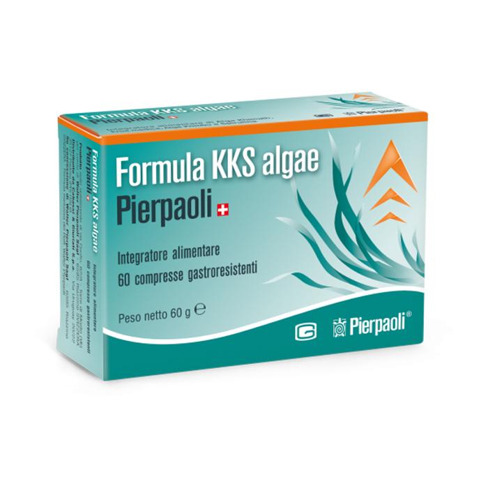 Formula Kks Algae Pierpaoli
