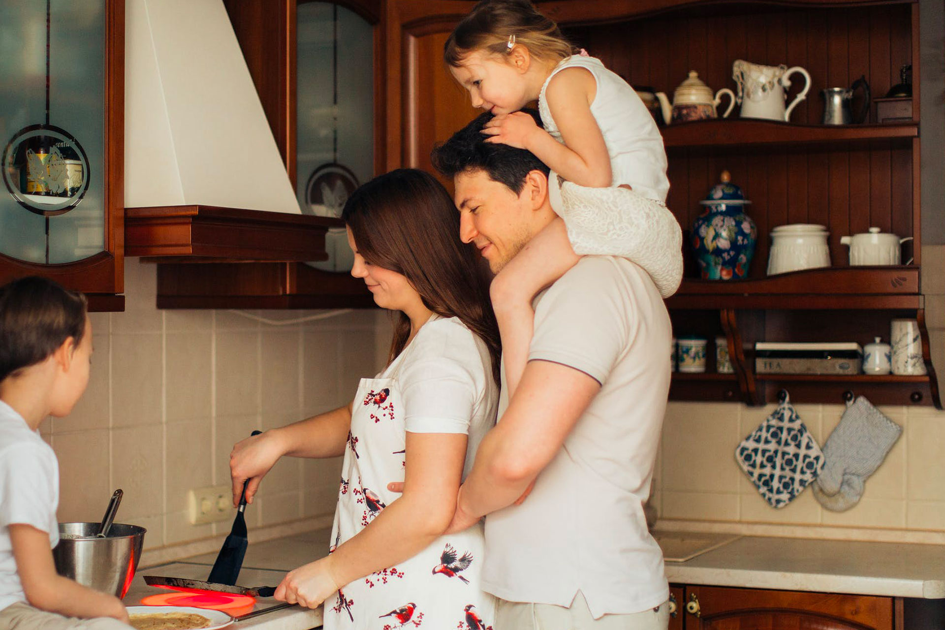 OZONO- la soluzione per disinfettare e purificare la cucina